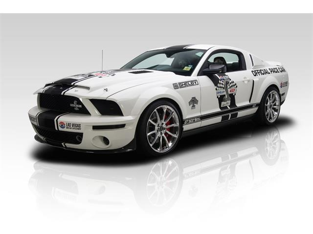 2007 Ford Mustang GT500 Super Snake Pace Car | 710903