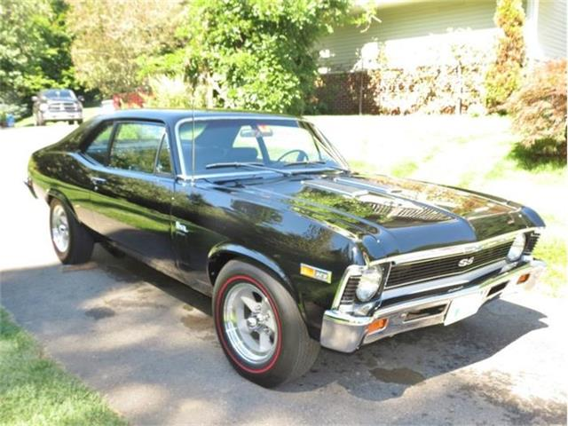 1969 Chevrolet Nova SS | 710907