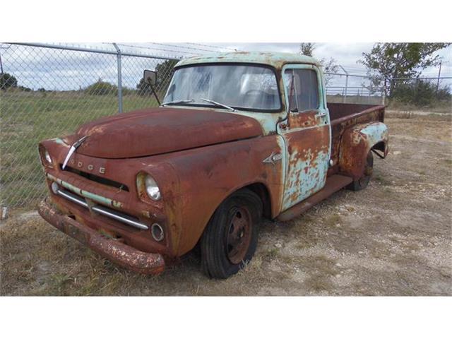 1957 Dodge D200 | 719133