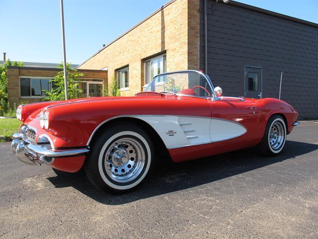 1961 Chevrolet Corvette | 710914