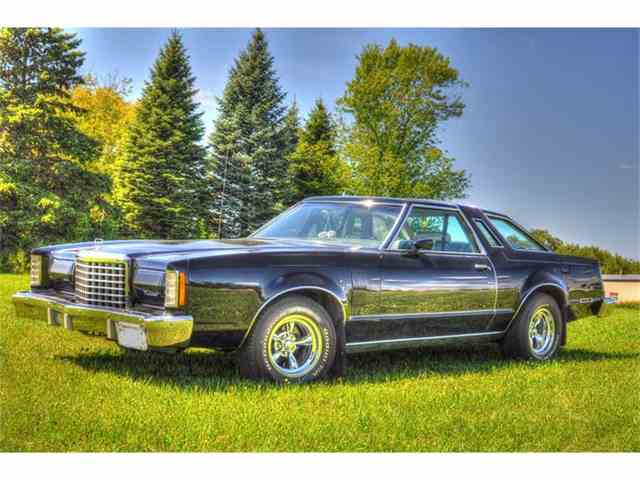 1977 Ford Thunderbird | 719157