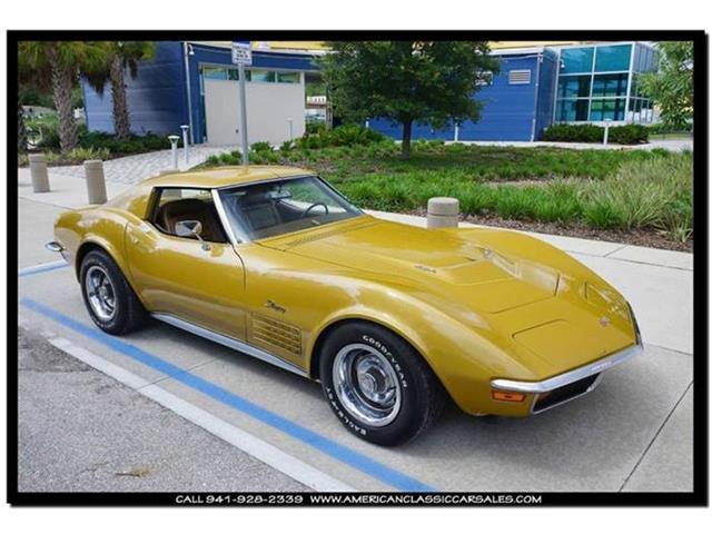 1972 Chevrolet Corvette | 719198