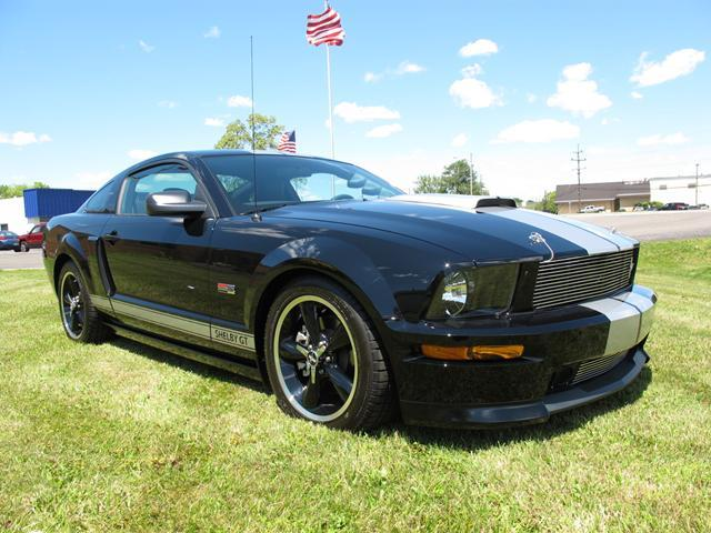2007 Ford Mustang | 710920
