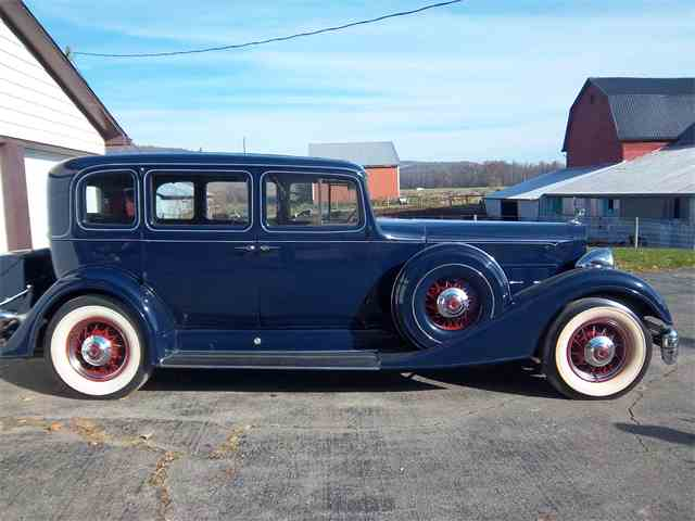 1934 Packard 11th Series | 710925