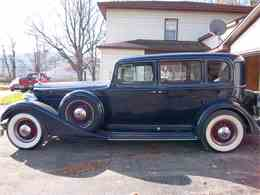 1934 Packard 11th Series for Sale - CC-710925