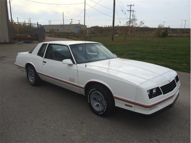 1987 Chevrolet Monte Carlo SS Aero | 719266