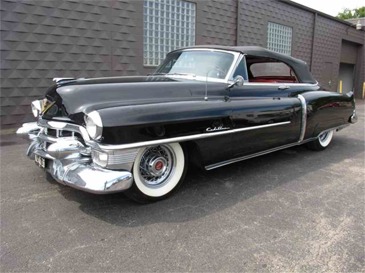 1953 Cadillac Series 62 For Sale Classiccars Com Cc 710927