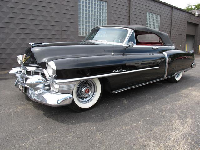 1953 Cadillac Series 62 | 710927