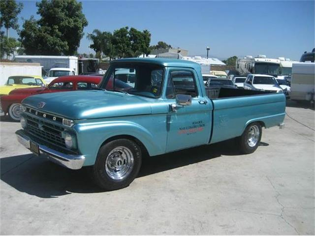 1966 Ford F250 | 719273