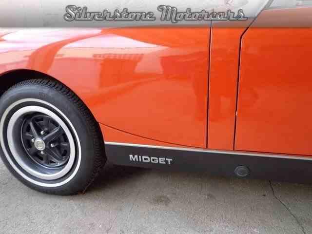 1976 MG Midget   710935