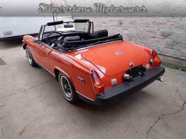 1976 MG Midget | 710935