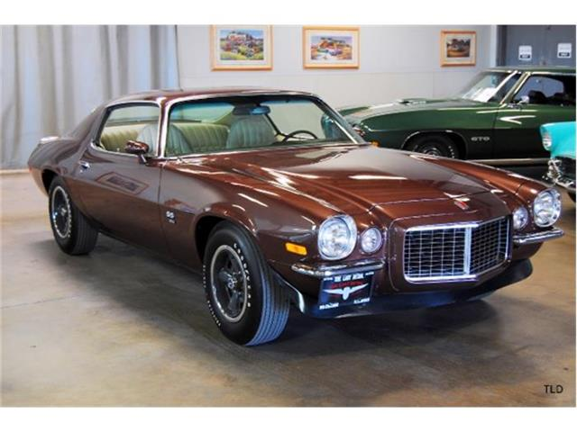 1971 Chevrolet Camaro | 719354