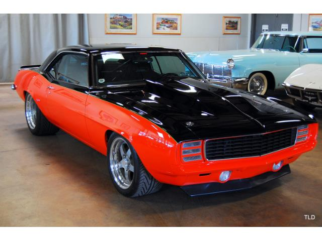 1969 Chevrolet Camaro | 719356