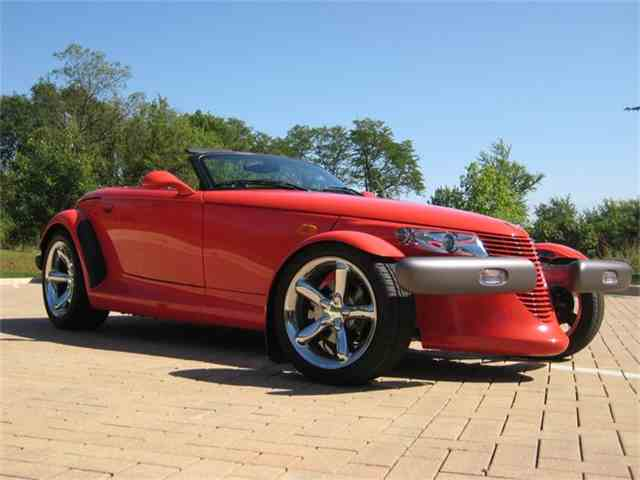 1999 Plymouth Prowler | 719368
