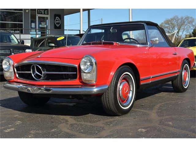 1967 Mercedes-Benz 230SL   719371