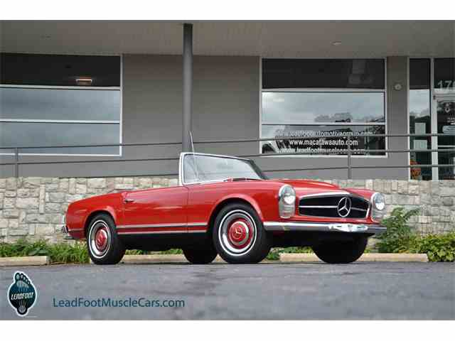 1967 Mercedes-Benz 230SL | 719371