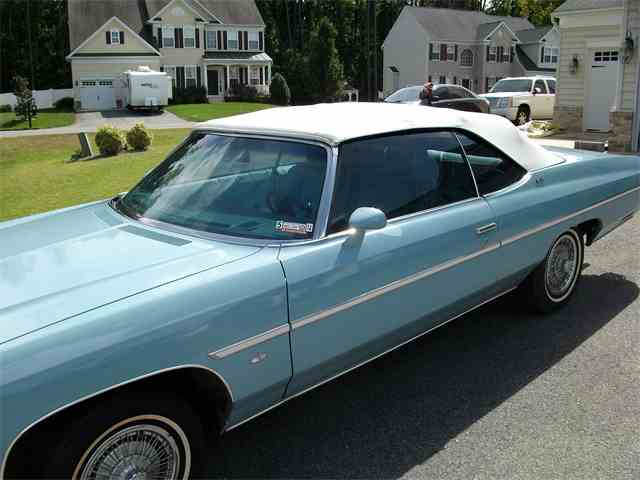 1975 Chevrolet Caprice Classic | 719385