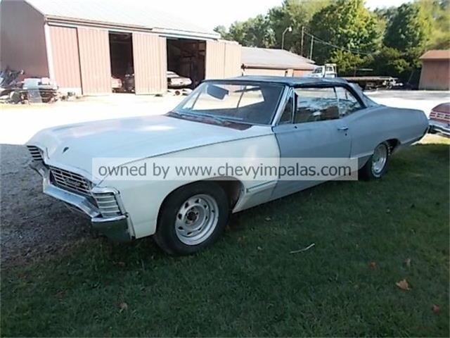 1967 Chevrolet Impala | 719450