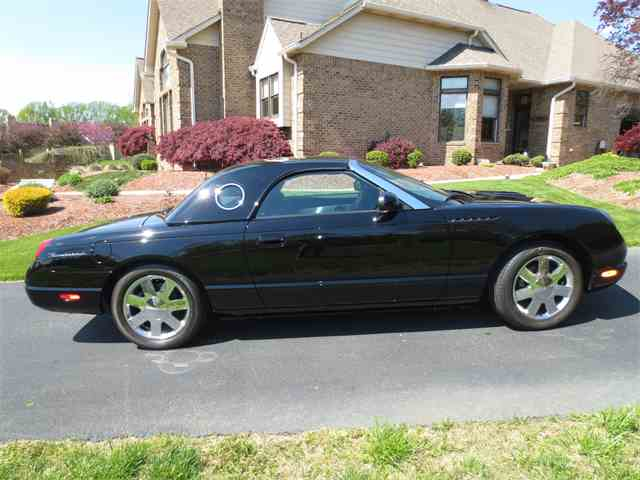 2002 Ford Thunderbird | 719469