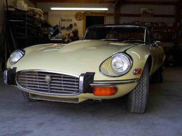 1973 Jaguar E-Type | 719484
