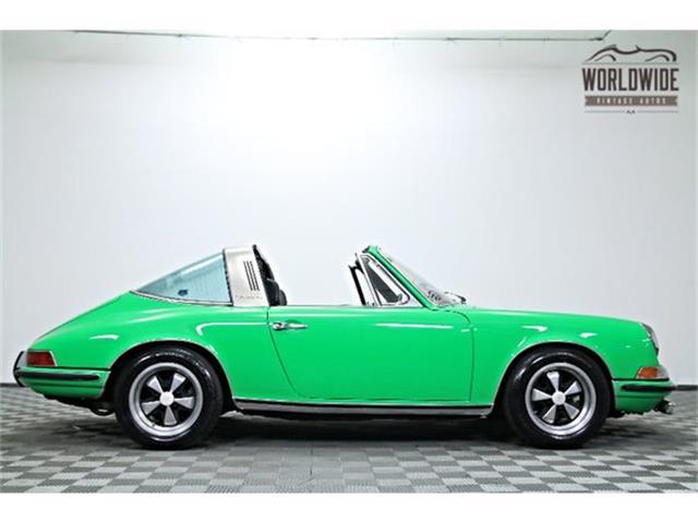 1969 Porsche 911E   719536