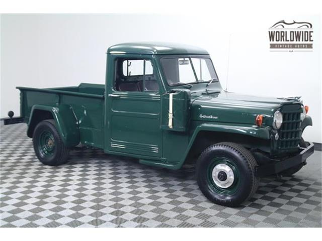1953 Jeep Willys | 719537