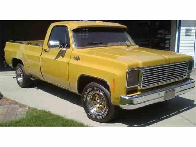 1973 Chevrolet C10 | 719677