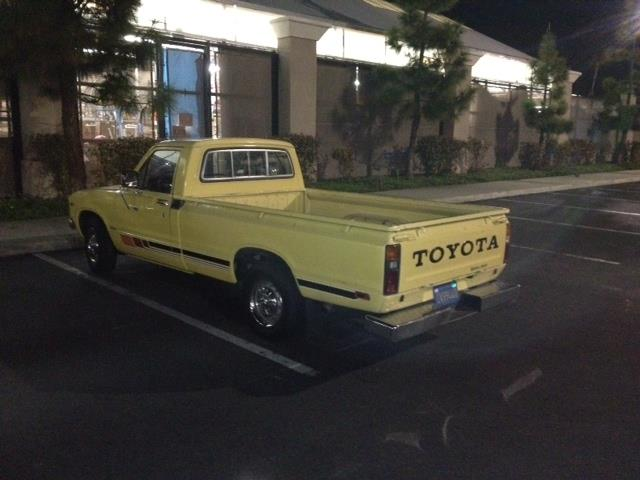 1980 Toyota Pickup   719678