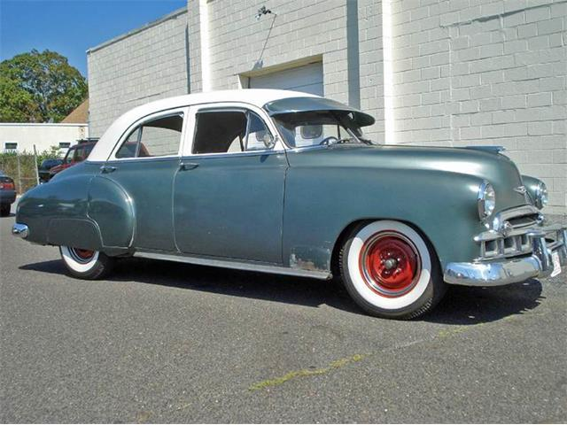 1949 Chevrolet Fleetline | 719762
