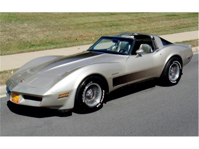 1982 Chevrolet Corvette | 719813