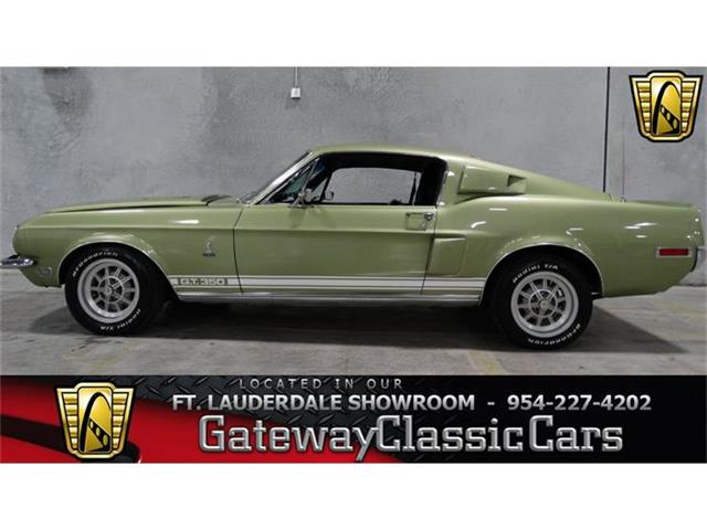 1968 Ford Mustang | 710989