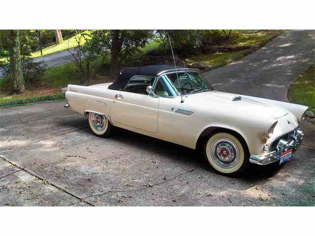 1955 Ford Thunderbird | 710994