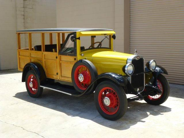 1928 Chevrolet Woody Wagon | 721010
