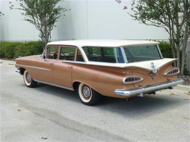1959 Chevrolet Biscayne | 721017