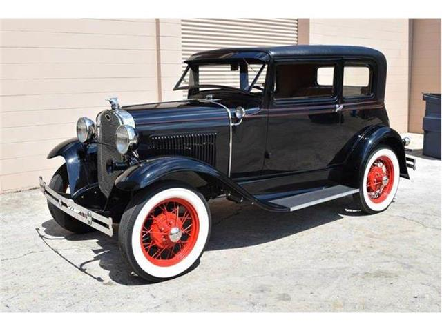 1931 Ford Model A | 721024
