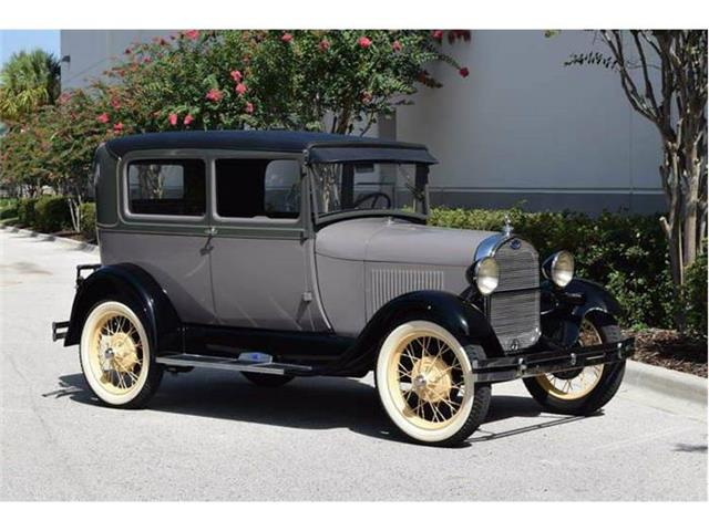 1929 Ford Model A | 721025