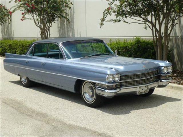 1963 Cadillac DeVille | 721035
