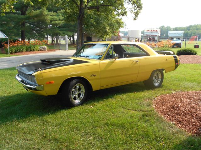 1972 Dodge Dart Swinger | 721041