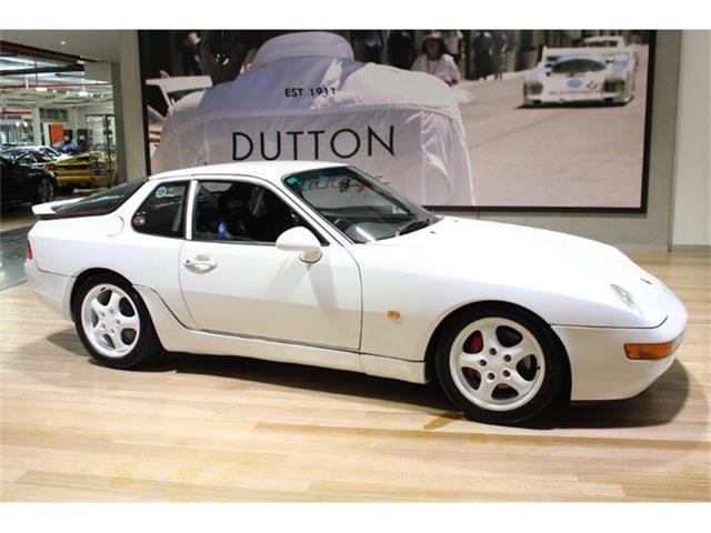 1993 Porsche 968 | 721048