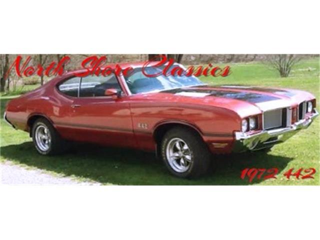 1972 Oldsmobile 442 | 721145