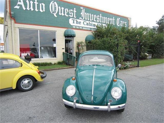 1964 Volkswagen Beetle | 721151