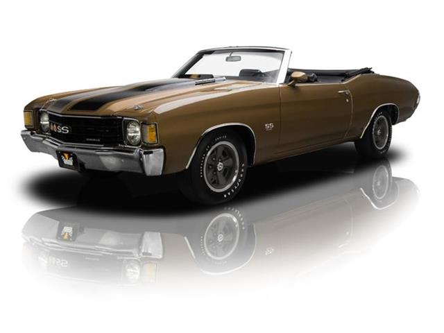 1972 Chevrolet Chevelle SS | 721185