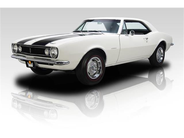 1967 Chevrolet Camaro Z28 | 721186