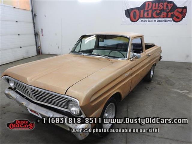 1965 Ford Ranchero | 721194