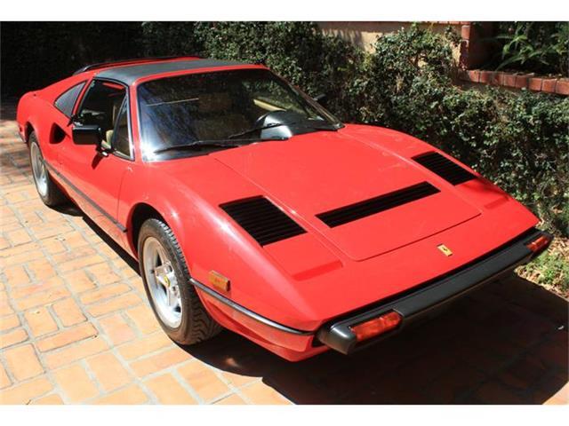 1984 Ferrari 308 GTS quattrovalvole | 721251