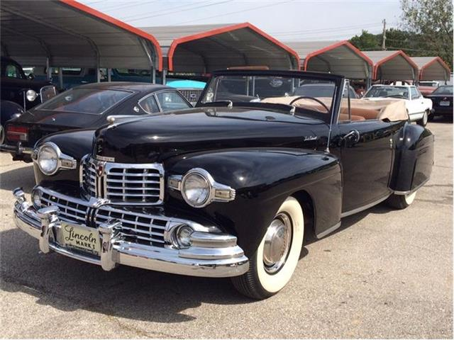 1942 Lincoln Continental | 721307