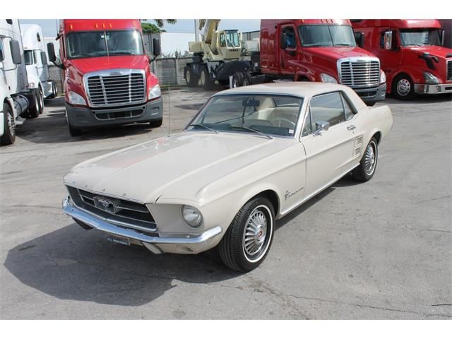 1967 Ford Mustang | 721382