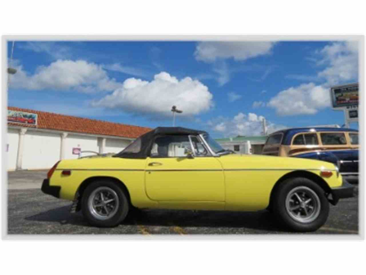 Large Picture of '77 MGB - FGMU