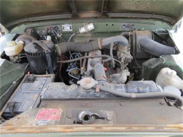 1980 Land Rover Series III | 721401