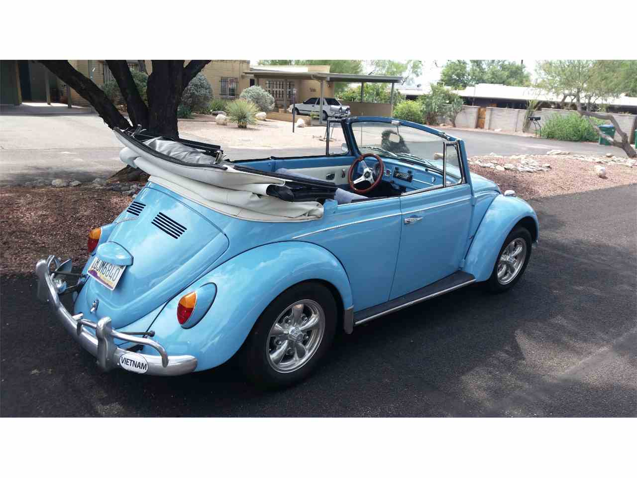 1967 volkswagen beetle for sale cc 721431. Black Bedroom Furniture Sets. Home Design Ideas